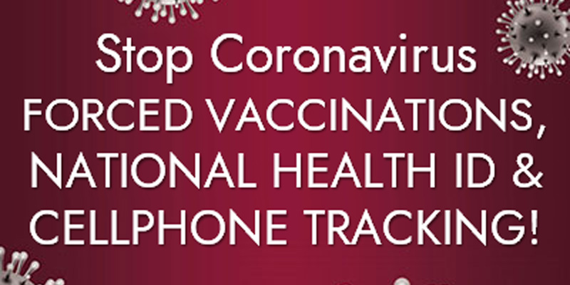 Stop Forced COVID-19 Vaccinations : The John Birch Society